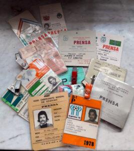 Credenciales Prensa Latina